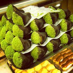 Kestaneli Çikolata / Chestnut chocolate - Turkish Delight