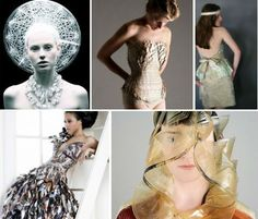 Trash to Fashion: 13 Chic & Crazy Upcycled Collections
