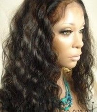 BEAUTIFUL BODYWAVE FULL LACE FRONT WIG 18-20 inches!!