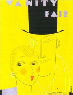 cMag623 - Vanity Fair Magazine cover by Eduardo Garcia Benito / March 1929