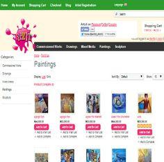Artzit Online Gallery