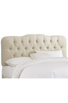 Tufted Princess Headboard - Headboards - TWILL