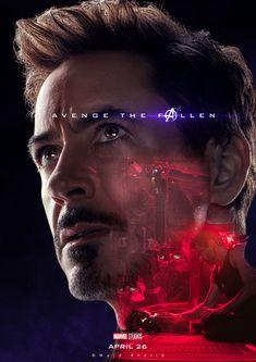 Tony Stark - Endgame ⓒ Majd Khatib Marvel Movie Posters, Avengers Poster, Iron Man Avengers, Avengers Movies, Marvel Characters, Retro Posters, Marvel Heroes, Marvel Avengers, Tony Stark Wallpaper