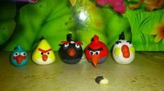 Home made Angry Birds for my daughter