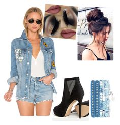 """""""💙"""" by stefanie-ege on Polyvore featuring Lovers + Friends and ALDO"""