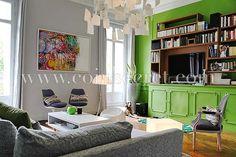 Location de vacances dans un hotel particulier à Marseille centre, Provence