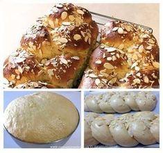 Paskalya çöreği tarifim ile paskalyanızı evinizde kendiniz yapabilirsiniz. Pastane usulü Paskalya Çöreğinin tarifi ile bildiğiniz pastanelerin paskalya çöreği ile yarışacaksınız. Tam kıvamında tutan bir tarifin yerini hiçbir şey tutamaz! Paskalya tarifi,Paskalya Çöreği Tarifi,Paskalya Çöreği Nasıl Yapılır,Gerçek Paskalya Çöreği Tarifi ,Paskalya Çöreği Tarifi ,Paskalya çöreği tarifi mi aramıştınız? Paskalya çöreği, hamurişi tarifleri tarifleri,Sonu garanti tarifler,Paskalya çöreği nasıl…