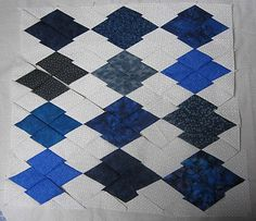 Japanese Jigsaw Quilt Longarm Quilting Projects Tutorials Designs