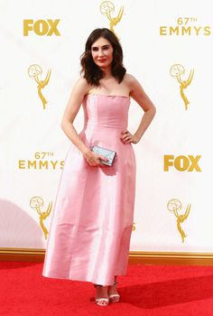 Actress Carice van Houten attends the 67th Annual Primetime Emmy Awards at Microsoft Theater on September 20, 2015 in Los Angeles, California.