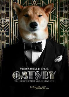 Menswear Dog is a 3 year old shiba inu living in NYC with a panache for all things style. Menswear Dog, Dog Presents, Rare Dogs, Bow Wow, Guy Pictures, Cool Pets, Shiba Inu, Pet Clothes, Latest Fashion