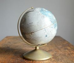 Moon Globe Bank by Red Line Vintage