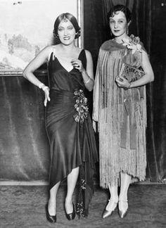 GLORIA-SWANSON- (left)