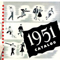 Wigwam socks catalog from 1951!