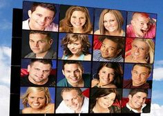 Big Brother 9 cast members:- the only big brother show that aired in the winter. Great Cast as well Big Brother Show, Brother Usa, Cast Member, Tv Shows, It Cast, Fictional Characters, February, Bb, Google Search