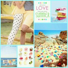 A life without love is like a year without summer. #moodboard #mosaic #collage #inspirationboard #byJeetje♡