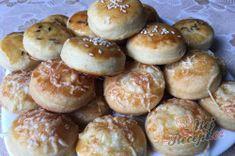 Příprava receptu Šumavské pagáče ze smetany bez kynutí, krok 14 Hamburger, Bread, Food, Brot, Essen, Baking, Burgers, Meals, Breads