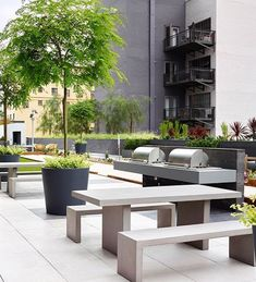Outdoor Furniture Sets, Outdoor Decor, Roof Design, Luxury Apartments, Patio, Photo And Video, Landscape, Home Decor, Videos