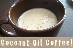 Add This Coconut Oil Mixture To Your Morning Coffee to Burn Tons Of Calories and Lose Belly Fat