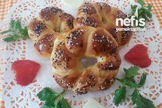 Pastane Açması Tarifi Bagel, Bread, Food, Brot, Essen, Baking, Meals, Breads, Buns