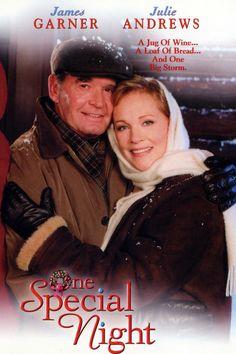 One Special Night. Julie Andrews James Garner Their last film together