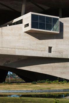 Cidade das Artes |Atelier Christian de Portzamparc |Nelson Kon | Via