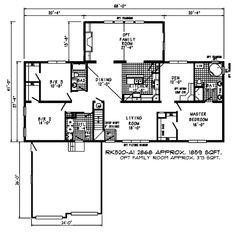 Pine II 1st floor