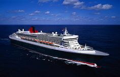The ultimate luxury cruises Cunard Queen Mary 2