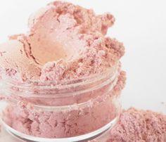 Fairy Wings Eyeshadow  Pink Mineral Makeup Eye Shadow make up highlighter 10g Sifter Jar