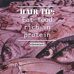 Rich In Protein, Protein Diets, Hair Loss, Hair Hacks, Did You Know, Knowing You, Your Hair, Facebook, Tips
