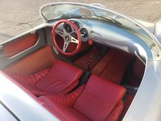 Porsche 550, Restoration, Vehicles, Cars, Vehicle