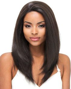 Janet Collection Black Pearl Full Lace Wig – Tamika