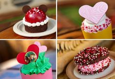 You'll find everything from adorable sweets you can grab on the go to romantic prix fixe meals with extra special touches to celebrate Valentine's Day 2021 at Disney World #ValentinesDay #ValentinesDay2021 #Disney #DisneyWorld #Disneytreats #Disneysnacks #Disneyfood Red Chocolate, Chocolate Hearts, Chocolate Hazelnut, Chocolate Dipped, Disney Destinations, Disney World Resorts, Disney Vacations, Disney Snacks, Disney Food