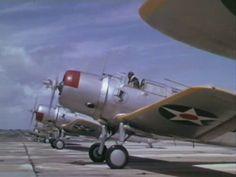 Vought SB2U-2 Vindicators of VS-41, North Island Naval Air Station, 1941.