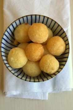 Buñuelos de yuca mmm