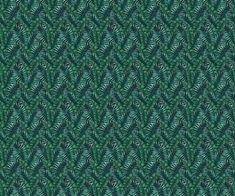 b9015ab55ed60c Tapeta Winylowa Akwarela tropikalnych liści palmowych szwu wzorca. ilustracji  wektorowych. - Zasoby graficzne Malachit