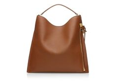 Tom Ford LARGE ALIX HOBO - Lock It Up | TomFord.com