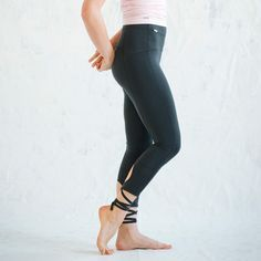 Love these #yoga pants by Lolë! #workout #clothes