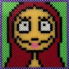 Nightmare Before Christmas perler beads by masasa0407