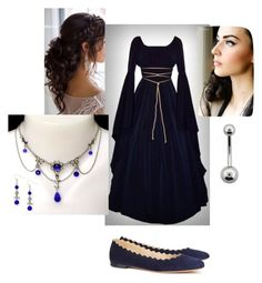 """""""Tudors # 6"""" by chelseagon on Polyvore featuring Chloé"""