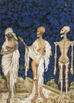 Danse Macabre Art | There are several hundreds images on the next pages.
