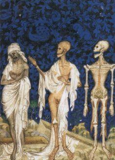 Macabre Religions