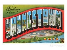 greetings from youngstown ohio - Google Search