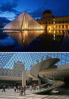 The whole time we were at the Lourve I felt like I was in the movie The Da Vinci Code. Lol.