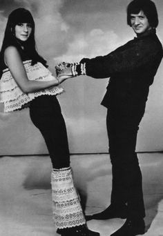 Cher with Sonny