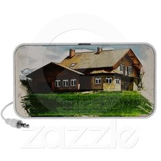 summer cottage by the lake2 speaker