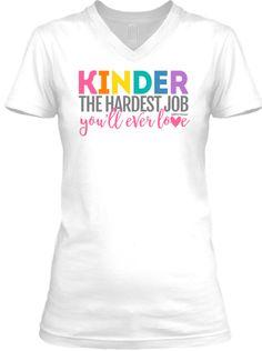 Kindergarten - The H