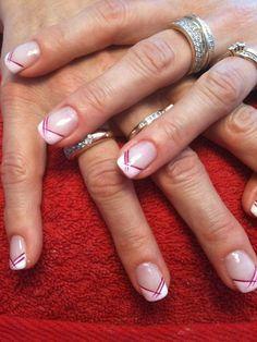 Image - PATRICIA - Déco d'ongle en gel nail art - Skyrock.com