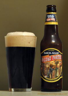 Samuel Adams Holiday Porter  Boston Beer Company (Samuel Adams) American Porter 5.80 (4)