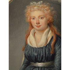 American Duchess: 1790 Robe Royaliste