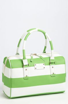 kate spade new york 'high falls - melinda' satchel | Nordstrom.....I absolutely love this style of bag. Dont care who makes it or what color, although this bag, color and all is adorable! My favorite!